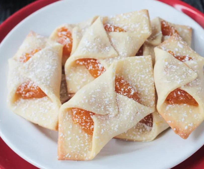 Polish non-dairy desserts for Christmas
