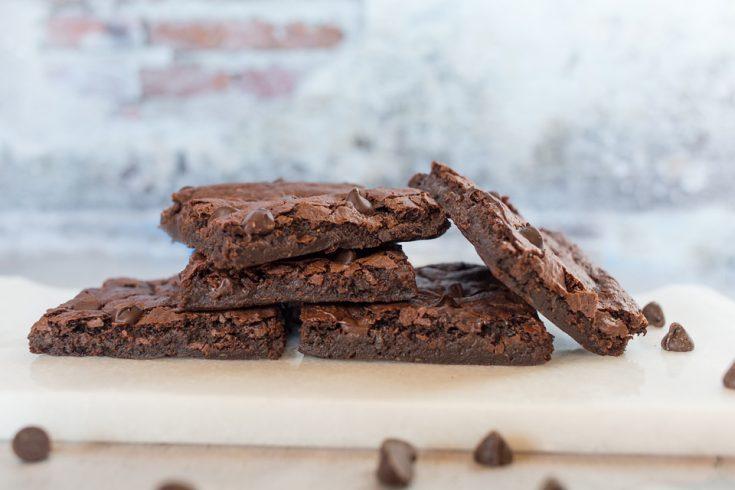 Chewy Gooey Vegan Brownie Recipe