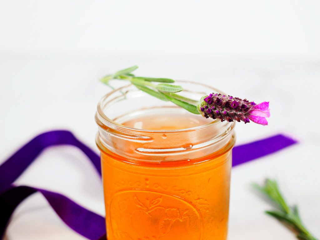 easy lavender simple syrup recipe