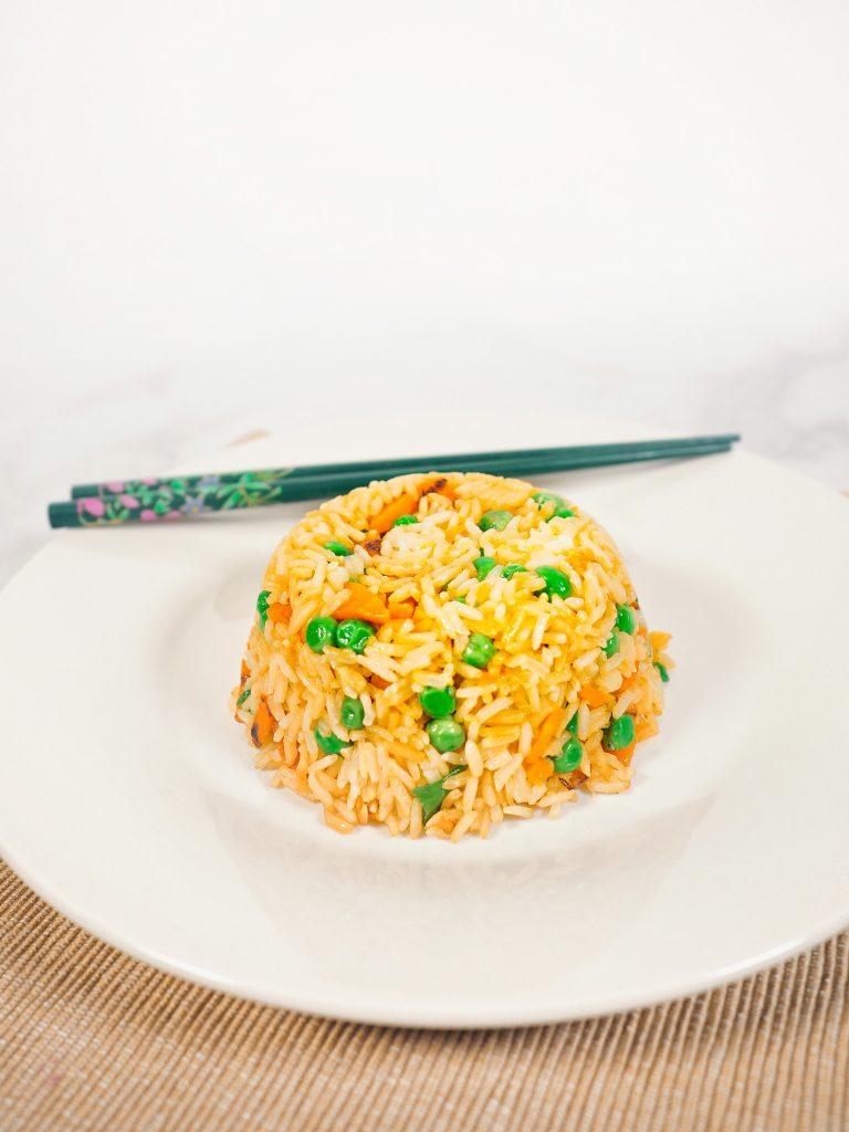 Vegan Fried Rice recipe a quick began meal