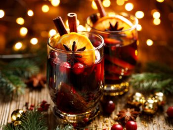 mulled wine Gluhwein recipe